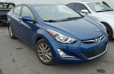 Hyundai Elantra 2014 in good condition for sale