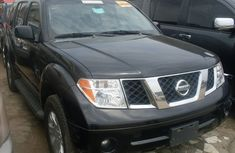 Nissan Pathfinder 2008 Black for sale