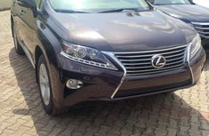 tokunbo 2013 Lexus RX350 sport for sale with full option