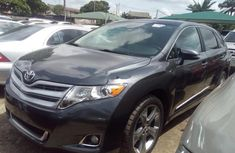 Toyota Venza 2012 Petrol Automatic Black FOR SALE