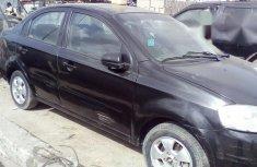 Chevrolet Aveo 2002 Black for sale