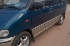 Nissan Serena 1996 Green for sale