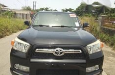 Toyota 4runner 2010 Black for sale