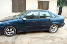 Ford Focus 2001 Blue for sale