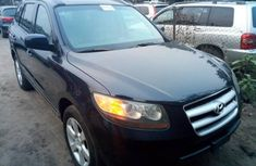 Almost brand new Hyundai Santa Fe Petrol 2007 for sale