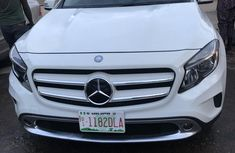 Tokunbo Mercedes Benz GLA 250 2016 White for sale