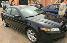 Acura TL 2005 Black for sale