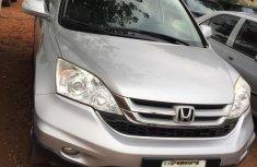 Honda CR-V 2011 Silver for sale