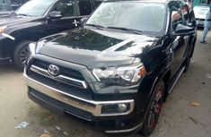 Almost brand new Toyota 4-Runner Petrol 2016 for sale