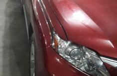 Clean Used Lexus Rx350 2011 Red for sale
