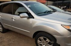 Cheapest Tokunbo Acura Mdx 2008 Silver for sale