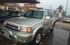 Toyota 4runner 2002 Silver For Sale