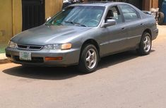 Used Honda Accord 1997 Gray for sale