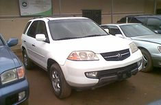 Super Clean Tokunbo Acura MDX 2000 FOR SALE