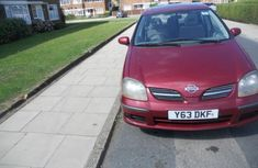 Very clean Nissan Almera 2001 FOR SALE