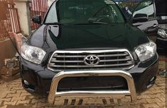 Foreign used Toyota Highlander 2008 FOR SALE