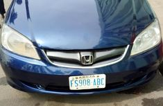 Honda Civic 2004 Blue for sale