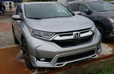 Honda CRV 2017 Gray for sale