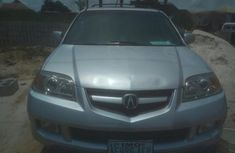 Clean Acura MDX 2007 Gray for sale
