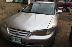 Neat Used Honda Accord 2001 for sale