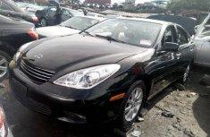 Lexus ES 2003 Petrol Automatic Black for sale