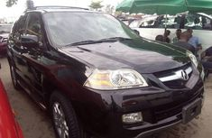 Acura MDX 2005 Petrol Automatic Black for sale