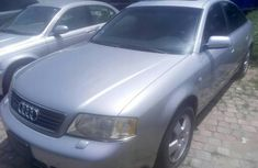 Audi A6 2001 Petrol Automatic Grey/Silver for sale