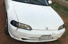 Honda Civic 1992 White for sale