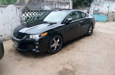 Honda Accord Coupe 2013 Black For Sale