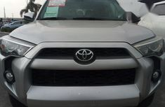 Toyota 4runner 2014 Silver for sale