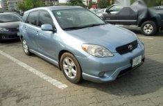 Toyota Matrix 2007 Blue for sale