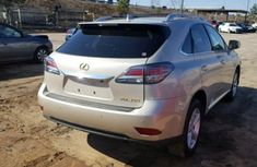 Good used Lexus RX350 2012 for sale