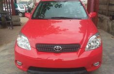 Toyota Matrix 2005 in good condition for sale
