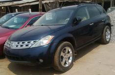 Tokunbo Nissan Murano SL - 2005 FOR SALE