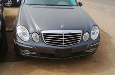 Tokunbo Mercedes Benz E350 (4matic) - 2008 FOR SALE