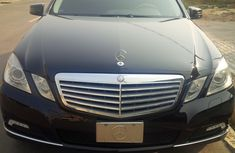 Tokunbo 2008 Mercedes Benz E350 4matic - FOR SALE