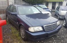 2003 Tokunbo Mercedes-Benz C200 Wagon (manual)FOR SALE