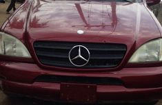 Tokunbo Mercedes Benz ML 320 2005 FOR SALE