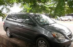 Honda Odyssey 2006 Petrol Automatic Grey/Silver for sale