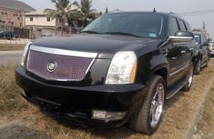 Cadillac Escalade 2010 Automatic Petrol ₦9,500,000 for sale