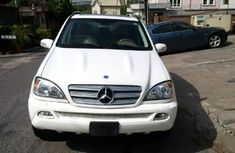 Neatly Used 2005 Mercedes Benz ML500  FOR SALE