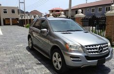 Mercedes Benz ML350 Tokunbo 2008 FOR SALE