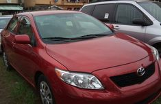 DIRECT TOKUNBO TOYOTA COROLLA 2010 FOR SALE