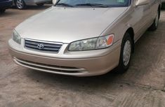 DIRECT TOKUNBO TOYOTA CAMRY 1998 FOR SALE