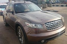 Clean neat Infiniti Fx35 2010 FOR SALE