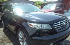Clean Tokunbo 2005 Infiniti FX35 For Sale