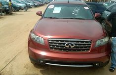Clean Tokunbo 2008  Infiniti FX35 For Sale