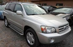 Toyota Highlander 2008 model FOR SALE