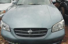 Very Clean Tokunbo Nissan Maxima 2000 Model For Sale