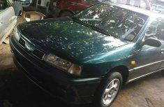 A Tokunbo Nissan Primera 4 Sale,1997 Model.